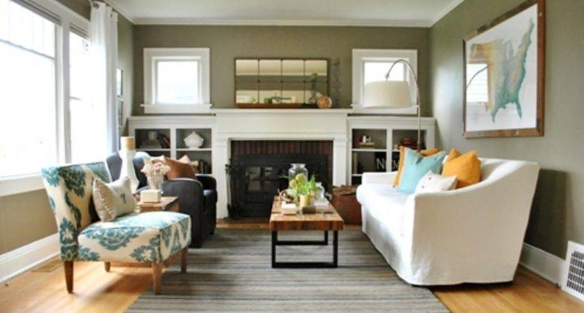 Before After Living Rooms Room Makeover Ideas