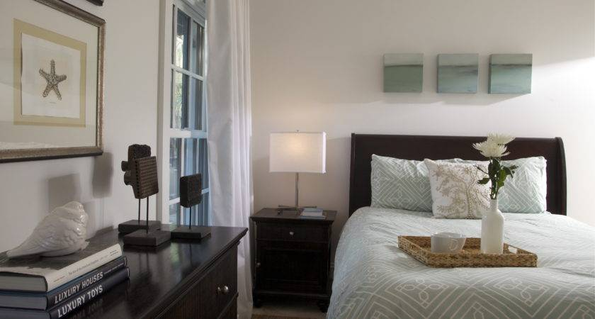 Before After Rosemary Beach Guest Bedroom Tracery