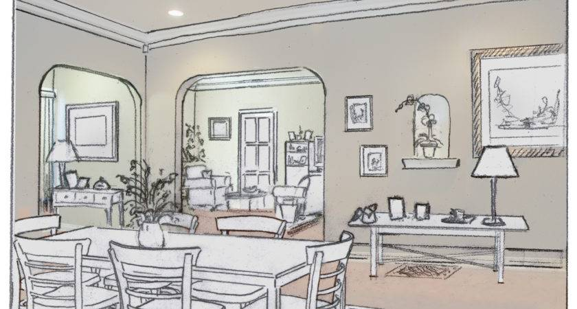 Besf Ideas Modern Home Design Room Sketch