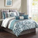 Best Aqua Comforter Sets Beautiful Chic Teal