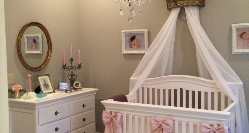 Best Baby Girl Rooms Ideas Pinterest Nursery