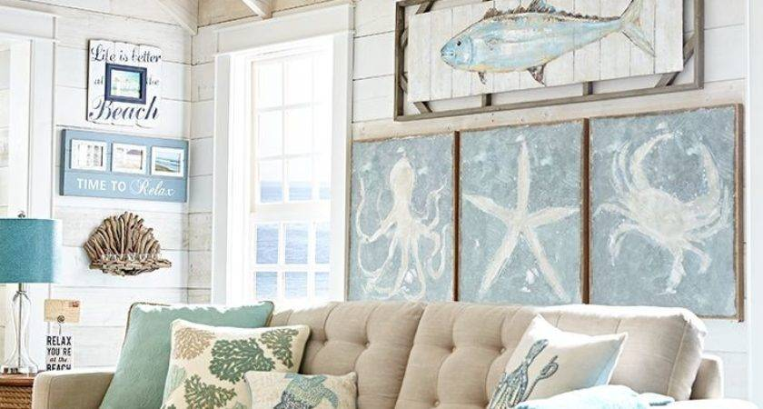 Best Beach Living Room Ideas Pinterest Coastal