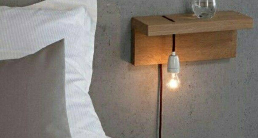 Best Bed Table Ideas Pinterest Bedside Lamps