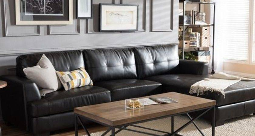 Best Black Leather Couches Ideas Pinterest