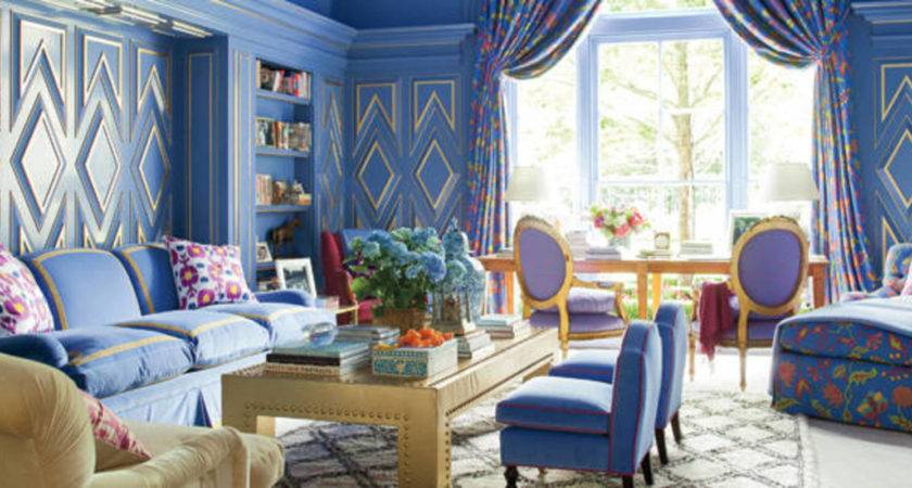 Best Blue Rooms Decorating Ideas