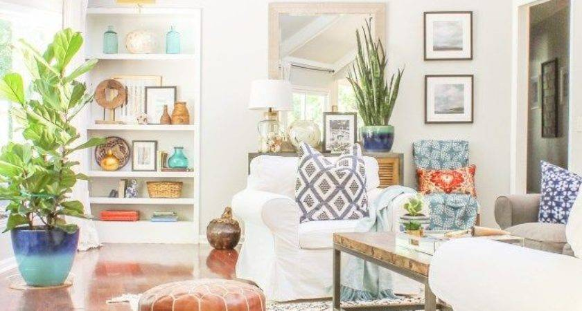Best Boho Living Room Ideas Pinterest Brown Couch