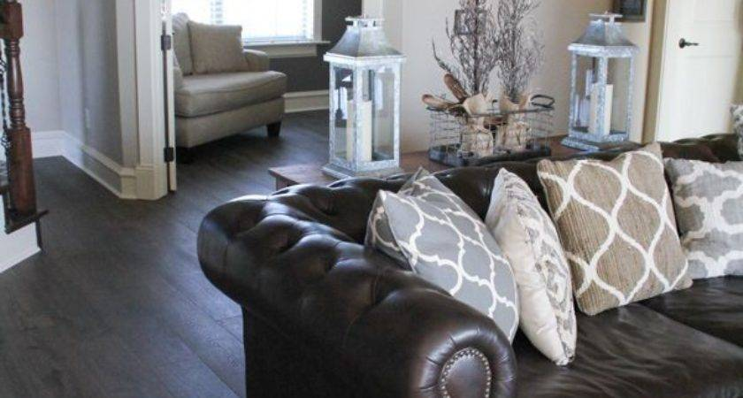 Best Brown Couch Decor Ideas Pinterest