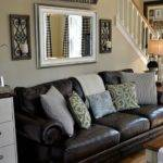 Best Brown Couch Living Room Ideas Pinterest