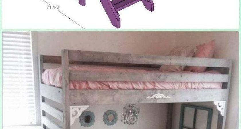 Best Bunk Bed Desk Ideas Pinterest