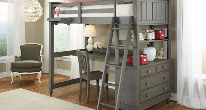 Best Childrens Loft Beds Desk Amazing Ideas