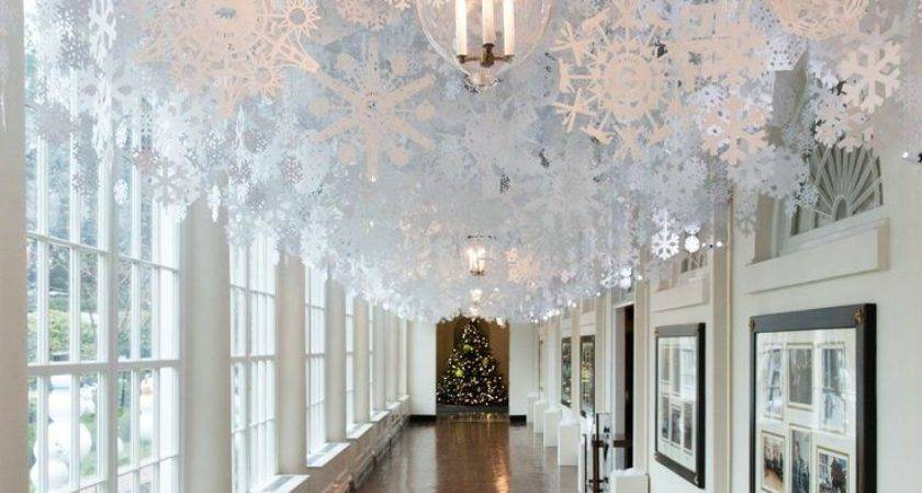 Best Christmas Ceiling Decorations Ideas Pinterest