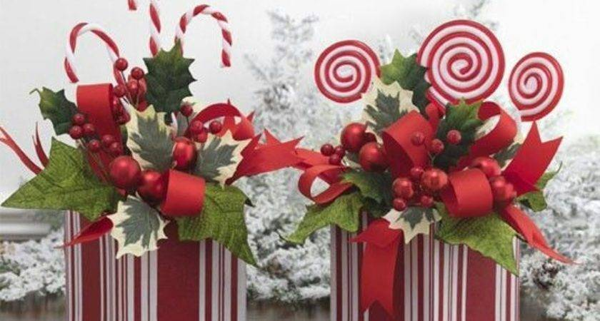 Best Christmas Centerpieces Ideas Pinterest