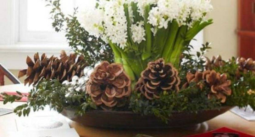 Best Christmas Dining Table Centerpiece Decorations