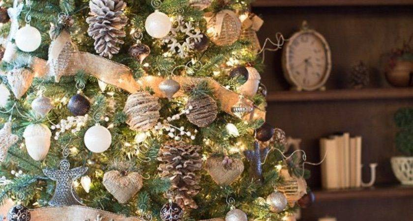 Best Christmas Tree Decorations Ideas Pinterest