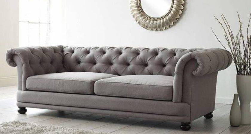 Best Collection Chesterfield Style Sofa