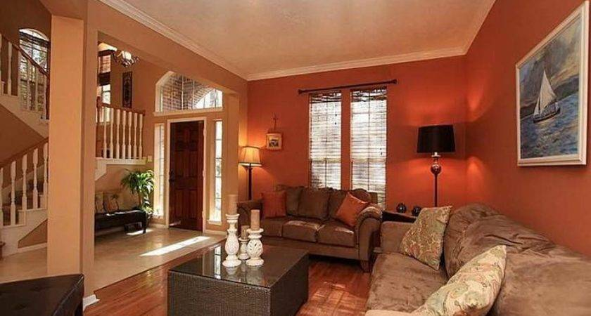 Best Color Living Room Warm Style