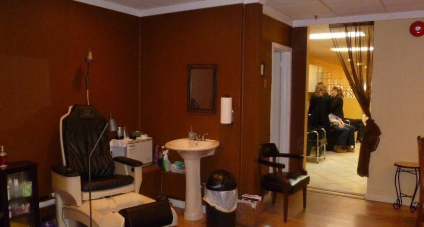 Best Color Paint Hair Salon Walls Joy