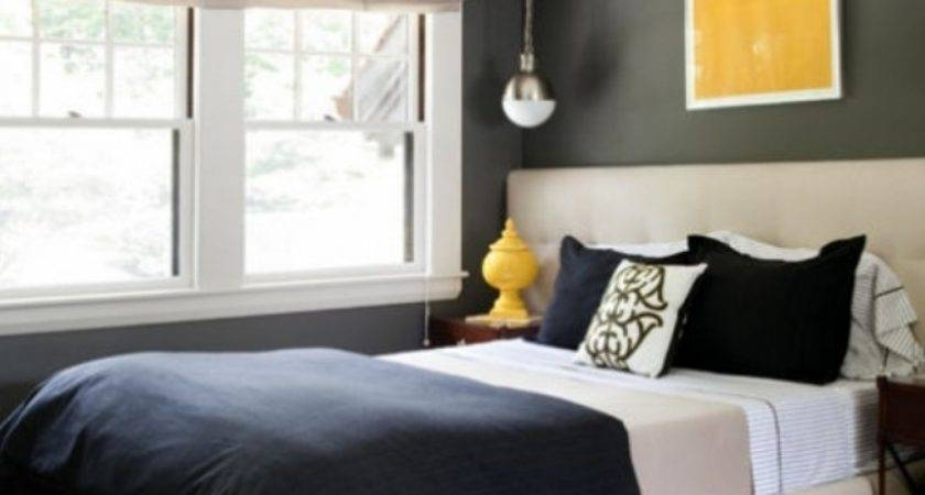 Best Colors Small Bedroom Interior Blue Wall Room Plus