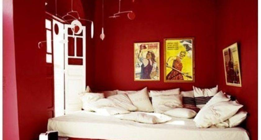 Best Colour Home Red Pinterest