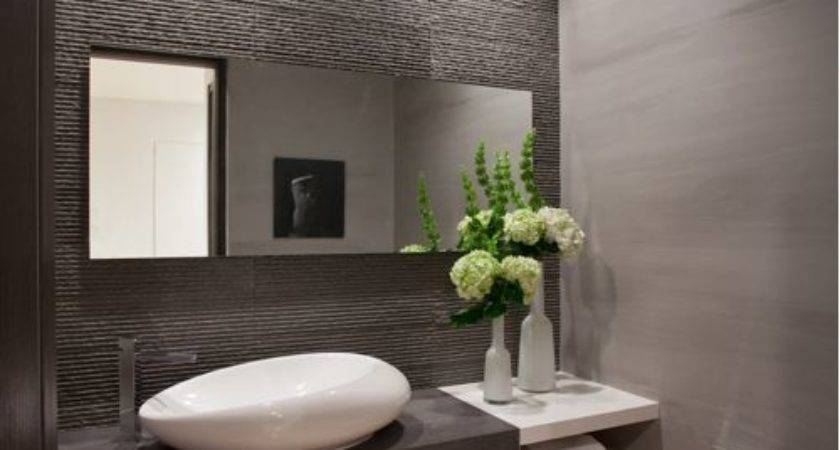 Best Contemporary Powder Room Design Ideas Remodel