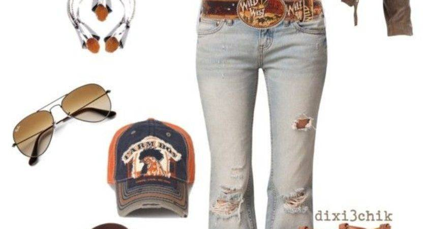 Best Cowgirl Fashion Ideas Pinterest Chic