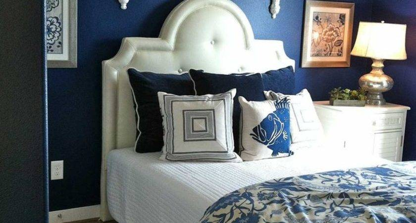 Best Dark Blue Bedrooms Ideas Pinterest