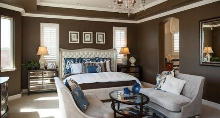 Best Dark Brown Wall Color Design Ideas Remodel
