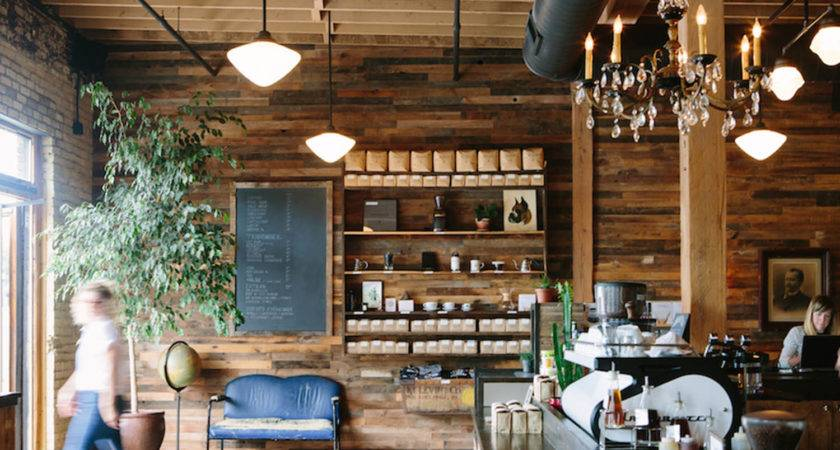 Best Designed Coffee Shops Around World