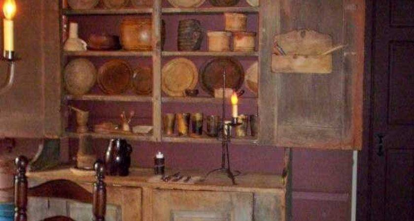 Best Early American Kitchens Taverns
