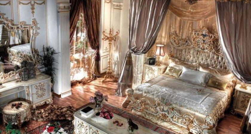 Best Fantasy Bedroom Pinterest Antique Beds