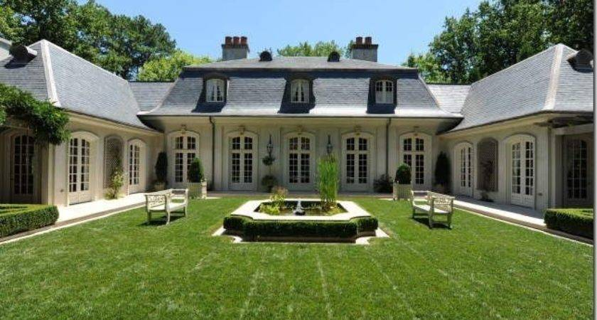 Best French Style Homes Ideas Pinterest