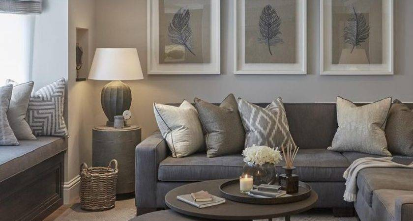 Best Gray Couch Decor Ideas Pinterest Living Room