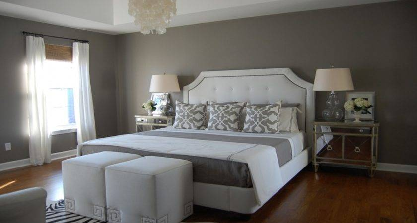 Best Gray Paint Colors Bedroom Design