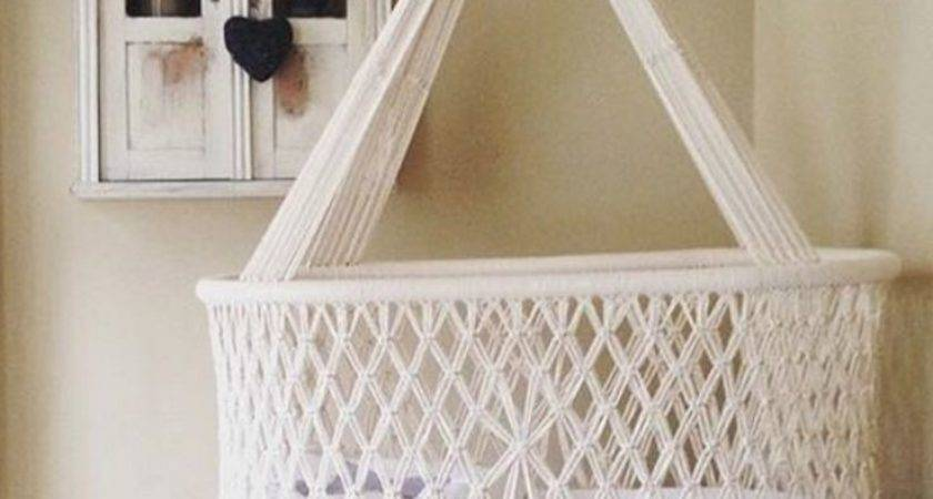 Best Hanging Cradle Ideas Pinterest Natural Baby