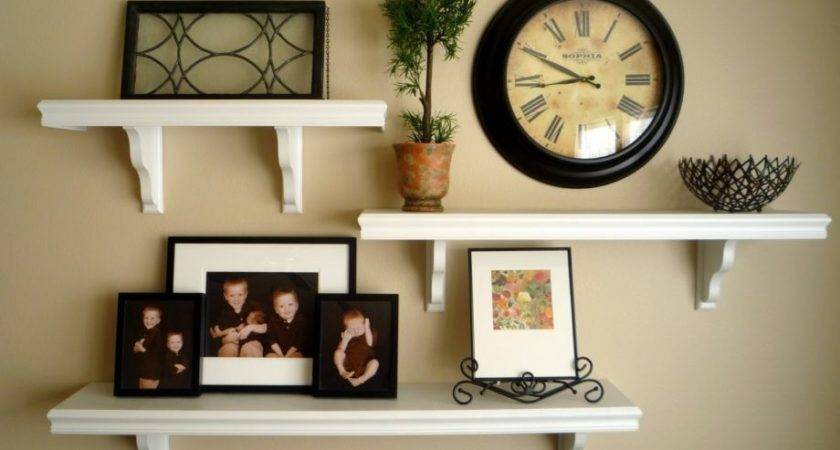Best Ideas Bedroom Wall Shelves Decorating