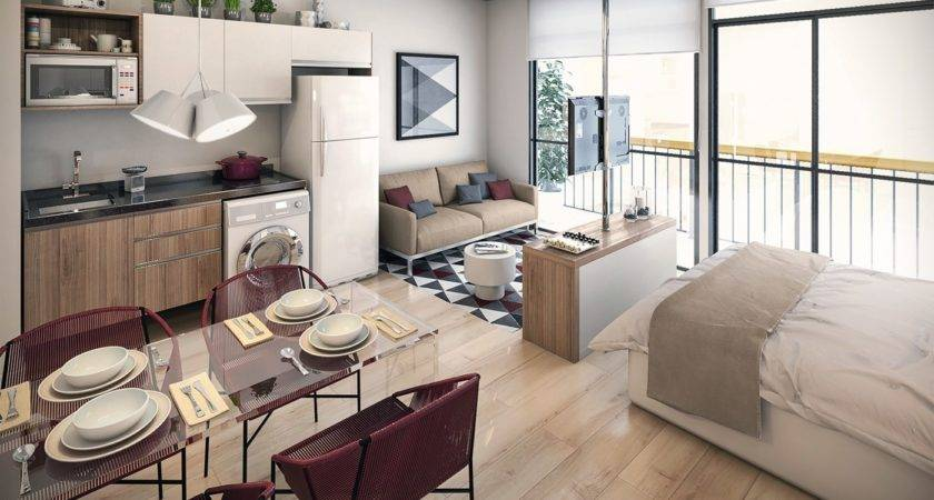 Best Ideas Studio Apartments They Design Small