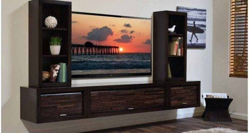 Best Ideas Wall Mounted Cabinets Flat Screens
