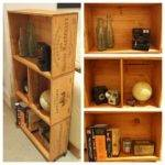 Best Ideas Wooden Wine Crates Pinterest