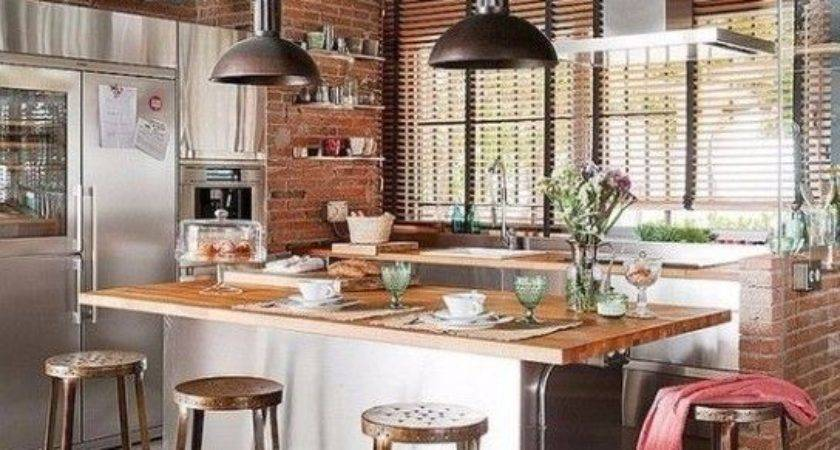 Best Industrial Style Kitchen Ideas Pinterest