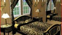 Best Leopard Bedroom Ideas Pinterest