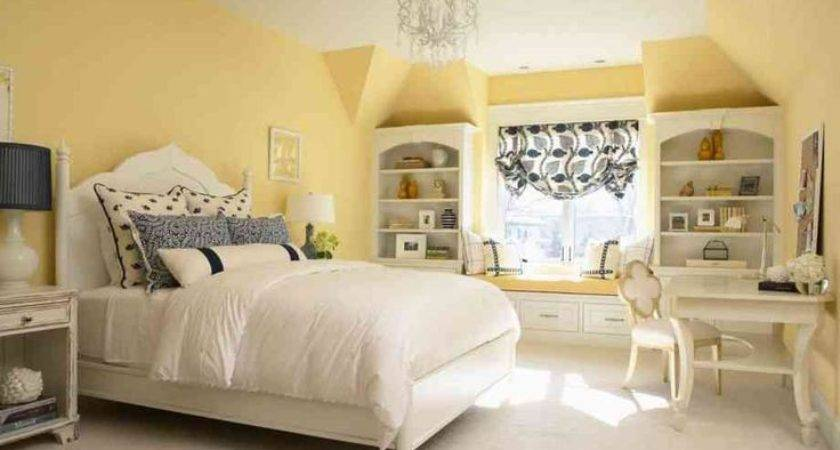 Best Light Yellow Bedrooms Ideas Pinterest Cool