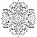 Best Mandala Colouring Pages Ideas Pinterest