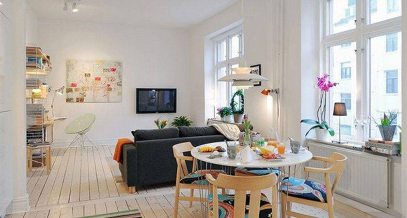 Best Modern Small Apartment Interior Decorating Ideas