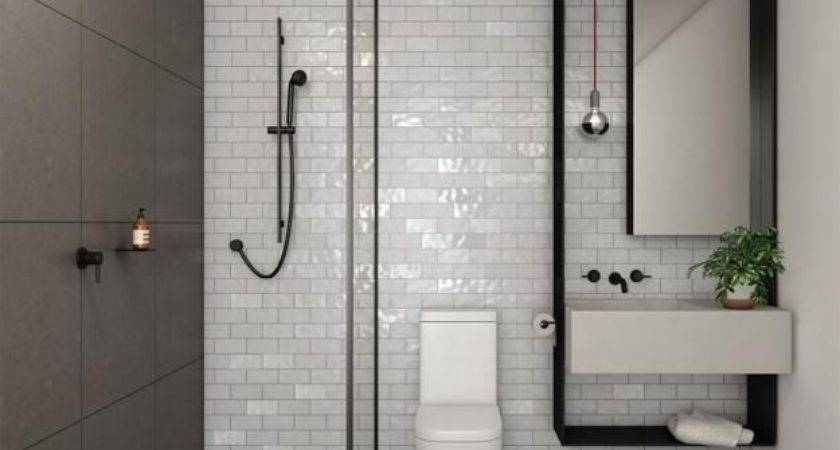 Best Modern Small Bathrooms Ideas Pinterest Within