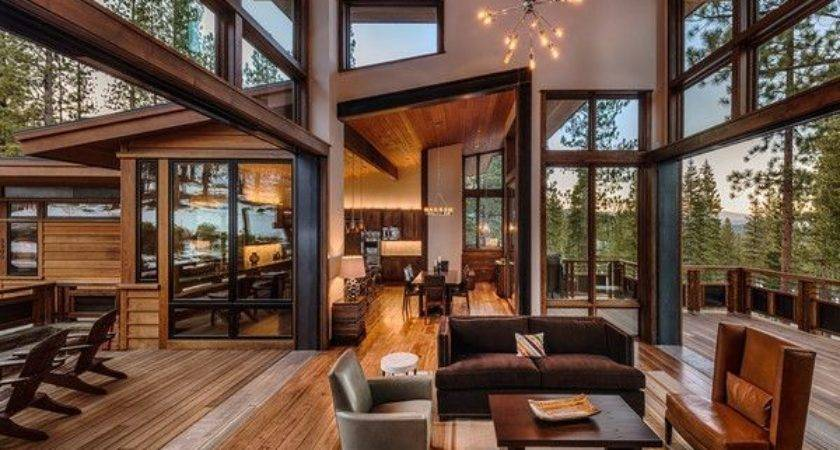 Best Mountain Homes Ideas Pinterest