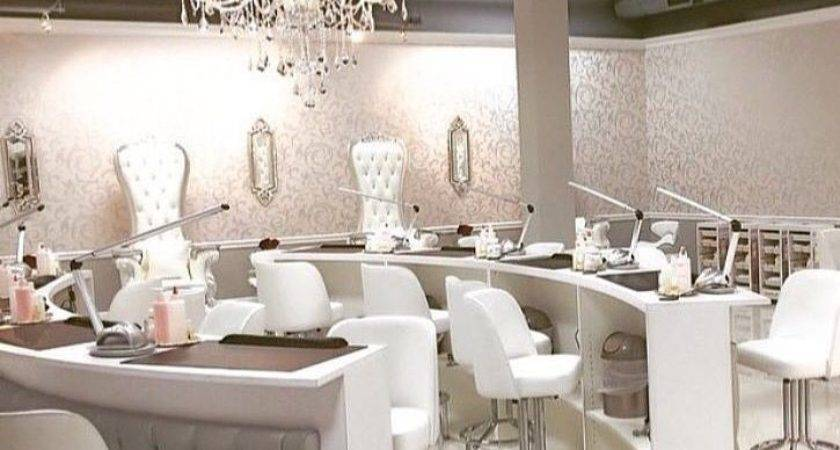 Ideas For How To Decorate A Nail Salon