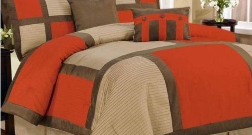 Best Orange Bed Sets Ideas Pinterest Southwestern