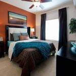 Best Orange Bedrooms Ideas Pinterest