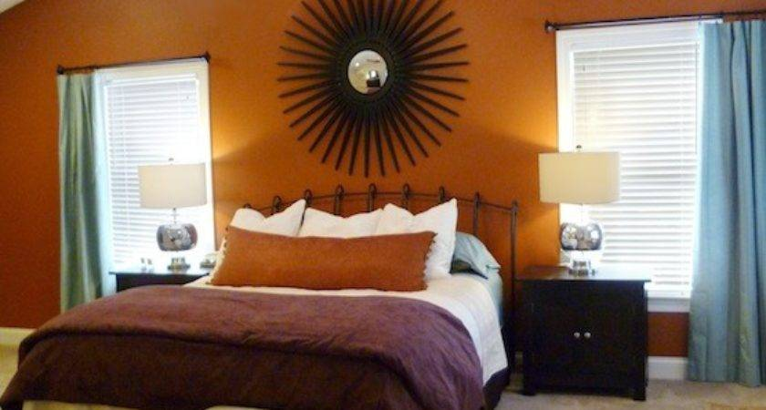 Best Orange Purple Bedroom Upon Interior Planning