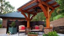 Best Pergola Designs Metal Roof